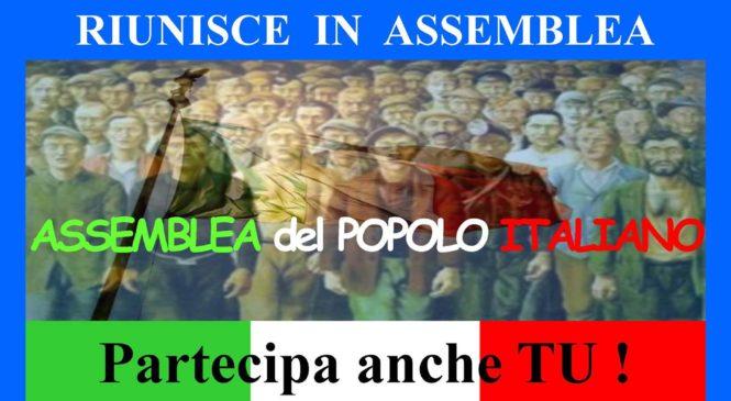 Assemblea del Popolo Italiano, partecipa anche tu
