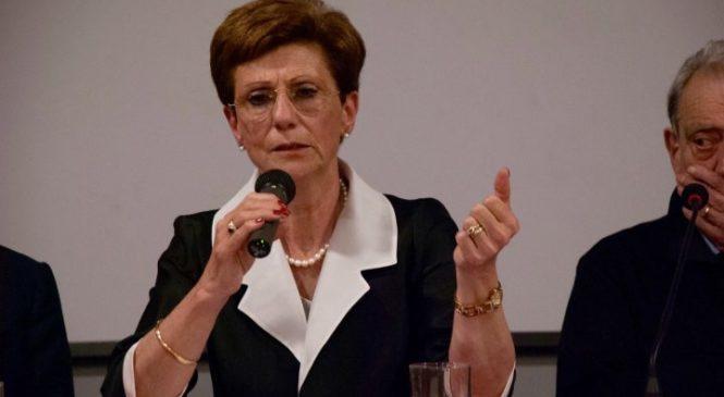 ELVIRA SERAFINI E' IL NUOVO SEGRETARIO GENERALE DELLO SNALS SCUOLA.