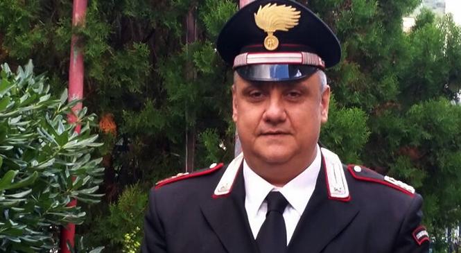 MAURIZIO MASTROSIMONE – E' il nuovo segretario generale del sindacato italiano militari carabinieri