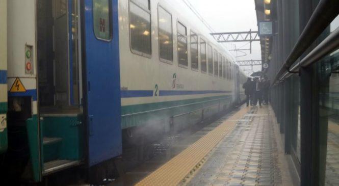 Dal 10 luglio sarà interrotta la circolazione ferroviaria tra Patti e Gioiosa Marea
