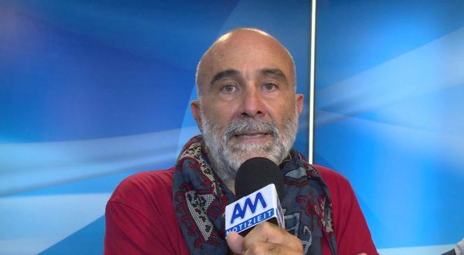 CAPO D'ORLANDO – Novità nella redazione di AMnotizie, direttore è Massimo Scaffidi