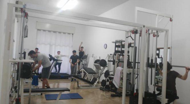 BROLO – RIPRESE ATLETICHE: IN PALESTRA DOPO LE FERIE. I CONSIGLI DELLA FIT FOR LIFE