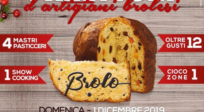 """BROLO – DOMENICA 1 DICEMBRE FESTIVAL DEI """"PANETTONI D'ARTIGIANI BROLESI"""""""