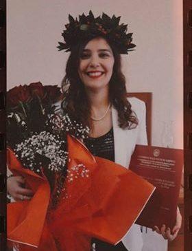 LAUREE – Quella di Ilaria Virzi con la sua tesi sullo Sprar di Capo d'Orlando