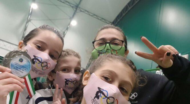 """GINNASTICA ARTISTICA – Le atlete dell'Olympic Brolo si distinguono ai """"Regionali"""""""