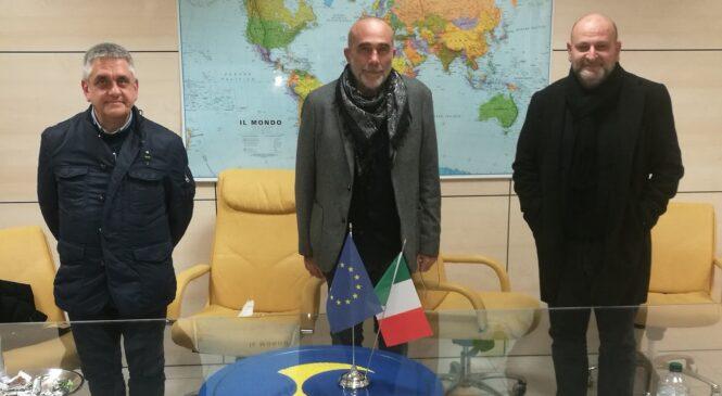 FICARRA – Massimo Scaffidi nominato esperto\consulente per i progetti turistico\culturali e comunicazione