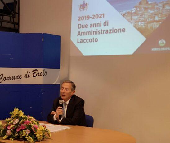 """Il Sindaco Laccoto traccia il bilancio di due anni di Amministrazione: """"Intercettati finanziamenti per 6 milioni 324mila euro"""""""