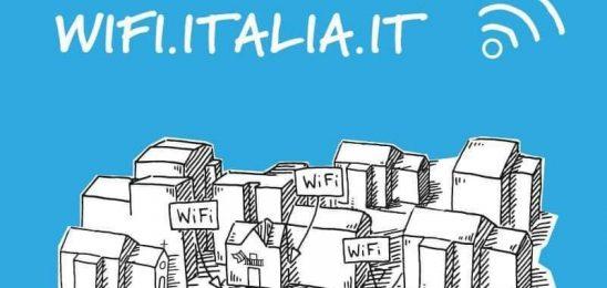 BROLO – ATTIVE 6 POSTAZIONI DEL NETWORK NAZIONALE DI WiFi ITALIA